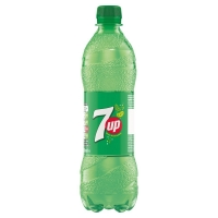 Image of TODAY ONLY 7up 500ml