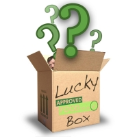 Image of CASH PRIZE Approved Food Lucky Box