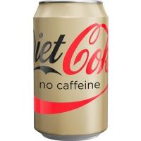 Image of Diet Coke Caffeine Free 330ml