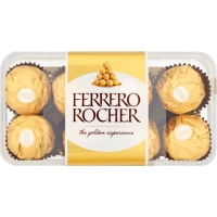 Image of SUNDAY SPECIAL Ferrero Rocher 16 pieces 200g