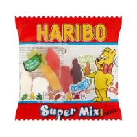 Image of Haribo Super Mix Minis 16g