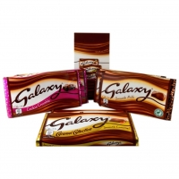 Image of MEGA DEAL Galaxy Mixed Gift Pack 6 Bars 726g