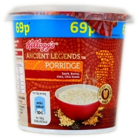 Image of Kelloggs Ancient Legends Porridge 50g