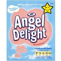 Image of Angel Delight Strawberry Flavour Dessert 47g