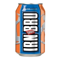 Image of Barr Irn Bru 330 ml