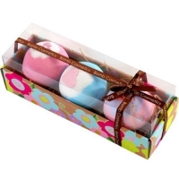 Image of Bomb Cosmetics Luxury Bath Blaster Gift Pack - Set of 3