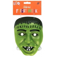 Image of Boo Halloween Kids Fright Mask