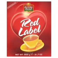 Image of Brooke Bond Red Label Tea 900g