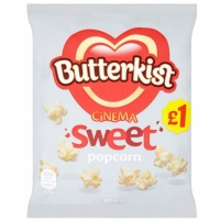 Image of Butterkist Sweet Cinema Style Popcorn 85g