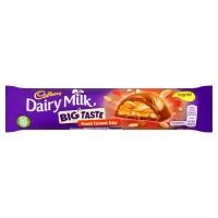 Image of Cadbury Dairy Milk Big Taste Peanut Caramel Crisp 37.5g