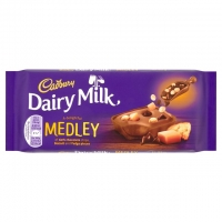 Image of MEGA DEAL Cadbury Dairy Milk Medley 93g