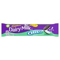 Image of Cadbury Dairy Milk Oreo Mint 41g
