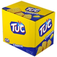 Image of CASE PRICE Tuc Cheese Crackers 24g x 12