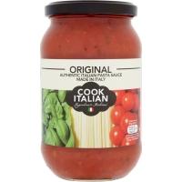 Image of Cook Italian Original Pasta Sauce 500g