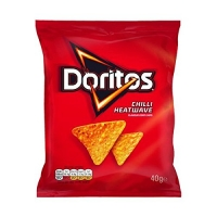 Image of TODAY ONLY Doritos Chilli Heatwave Flavour 40g