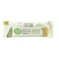 Image of Doves Farm Banana and Hemp Seed Flapjack 35g