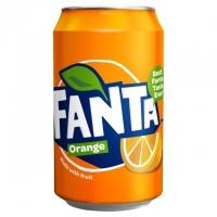 Image of Fanta Orange 330ml