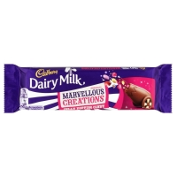 Image of FLASH DEAL Cadbury Dairy Milk Marvellous Creations Jelly Popping Candy 47g
