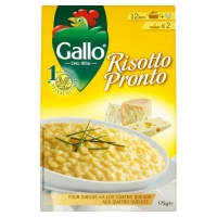 Image of Gallo Risotto Pronto 4 Cheese 175 g