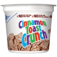Image of General Mills Cinnamon Toast Crunch 56g