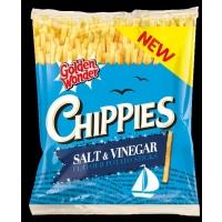 Image of Golden Wonder Chippies Salt and Vinegar 45g