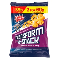 Image of Golden Wonder Transform A Snack Saucy BBQ Flavour 30g