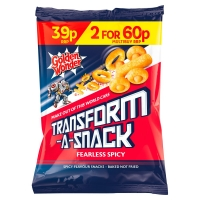 Image of Golden Wonder Transform a Snack Spicy Flavour 30g