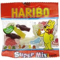 Image of Haribo Super Mix Mini Bags 16g