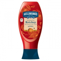 Image of SUNDAY SPECIAL Hellmanns Tomato Ketchup with Honey 750ml