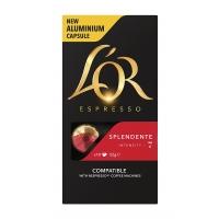 Image of STAR BUY Jacobs Douwe Egberts LOR Espresso Splendente - 10 Capsules 52g