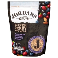 Image of Jordans Super Berry Granola 370g
