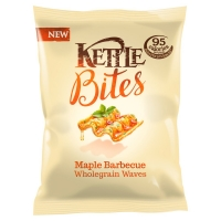 Image of Kettle Bites Maple Barbecue 22g