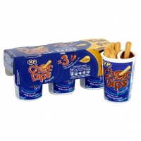 Image of TODAY ONLY Kp Choc Dips 32g x 3