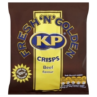 Image of Kp Crisps Beef Flavour 25g