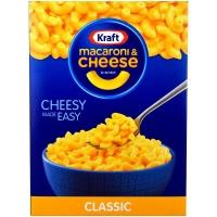 Image of Kraft Macaroni and Cheese Classic 206g