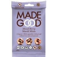 Image of Made Good Mixed Berry Muesli Minis 24g