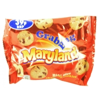 Image of TODAY ONLY Maryland Mini Choc Chip Cookies 40g