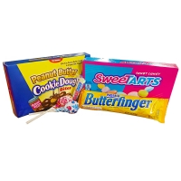 Image of MEGA DEAL American Candy Gift Bag 200g - save £4.99