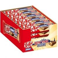 Image of MEGA DEAL CASE PRICE Nestle Kitkat Chunky New York Cheesecake 24 x 42g