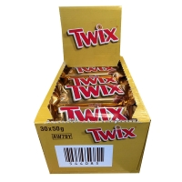 Image of MEGA DEAL CASE PRICE Twix 30 x 50g