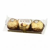 Image of SAVE £8.00!! Ferrero Rocher 3 Pack