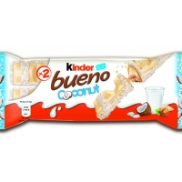 Image of Kinder Bueno Coconut 39g