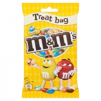 Image of MEGA DEAL M and Ms Treat Bag Peanut 82g