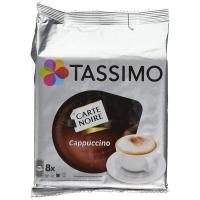 Image of MEGA DEAL Tassimo Carte Noire Cappuccino 8s