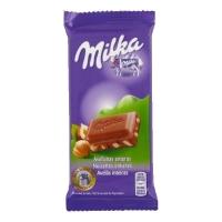 Image of Milka Hazelnut Chocolate 45g
