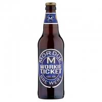Image of Mordue Brewery Workie Ticket 500ml