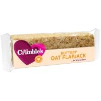 Image of Mrs Crimbles Buttery Oat Flapjack 65g