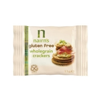 Image of TODAY ONLY Nairns Gluten Free Wholegrain Crackers 11g