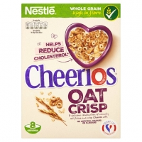 Image of Nestle Cheerios Oat Crisp 350g