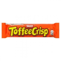 Image of SUNDAY SPECIAL Nestle Toffee Crisp 38g